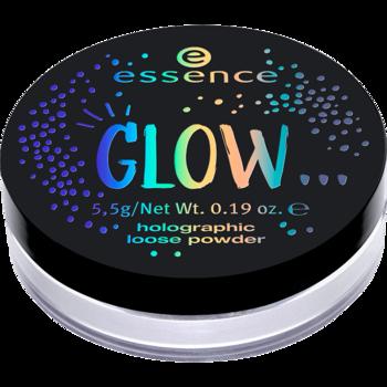 Essence Glow Holographic Loose Powder 01 Like You Re A Star Uvm