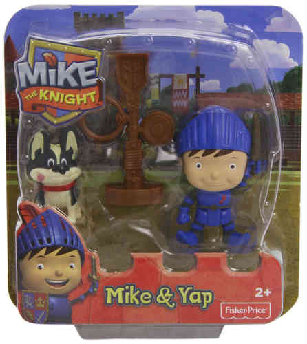 Fisher-Price Y8357 - Mike & Yap