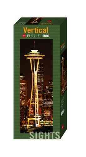 Heye 29553 - Verticalpuzzle, Space Needle