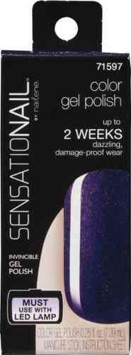 SensatioNail Color Gel-Lack - 71597 Purple Orchid