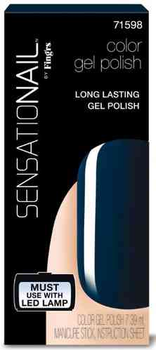 SensatioNail Color Gel-Lack - 71598 Blue Yonder