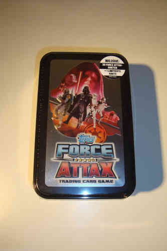 Star Wars Force Attax Collection 2 Tin
