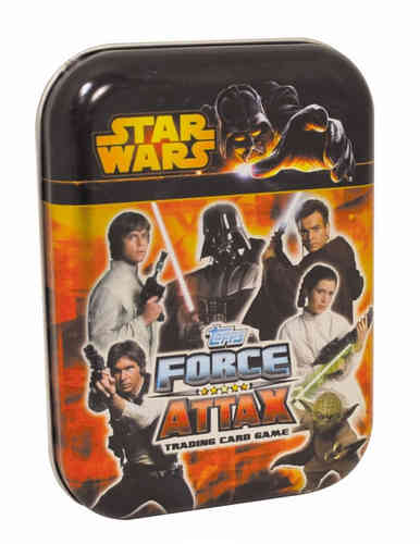 Star Wars Force Attax Collection 3 Mini Tin