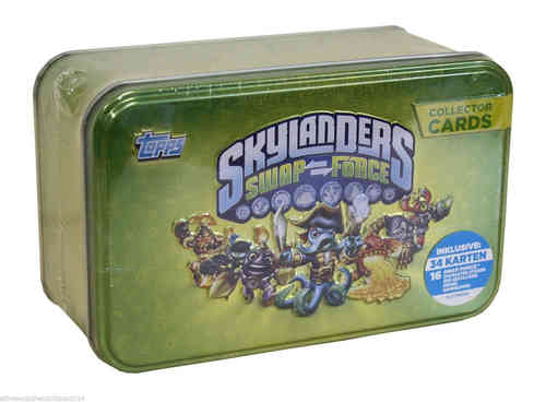 Skylanders Swap Force Tin