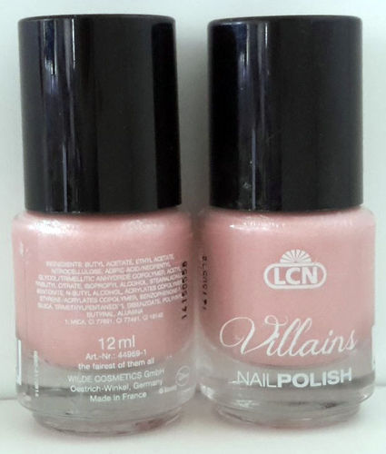 LCN Nagellack Villains the fairest of them all 12ml