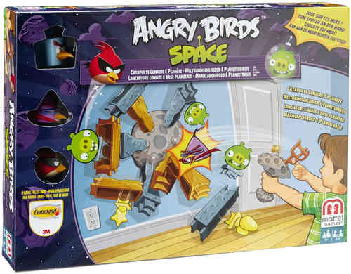 Mattel Angry Birds Space