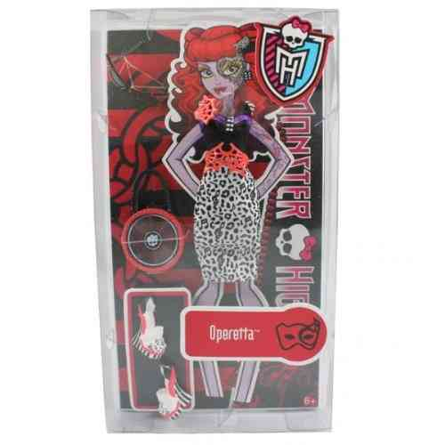 Monster High Kleidung Operetta W9122