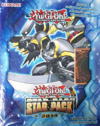 Yu-Gi-Oh! Star-Pack 2014 Beginner Kit