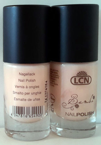 LCN Bambi for flower Nagellack