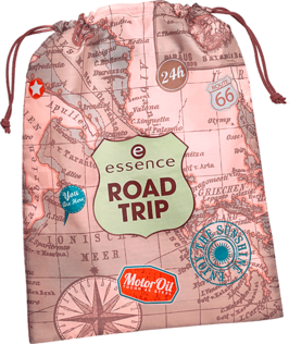 Essence Road Trip Travel Bag 01 I'm Going To Travel The World