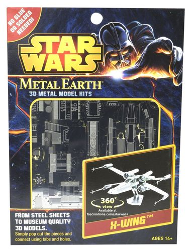 Metal Earth - Star Wars X-Wing