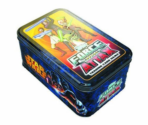 Star Wars Force Attax Collection 4 Tin