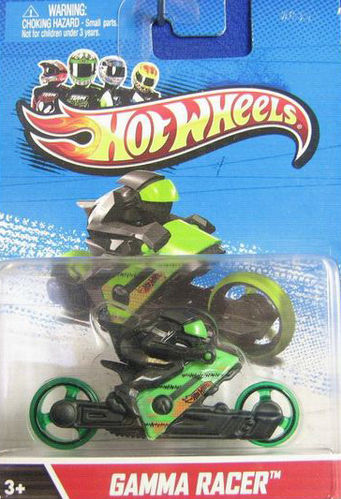 Mattel Hot Wheels Gamma Racer