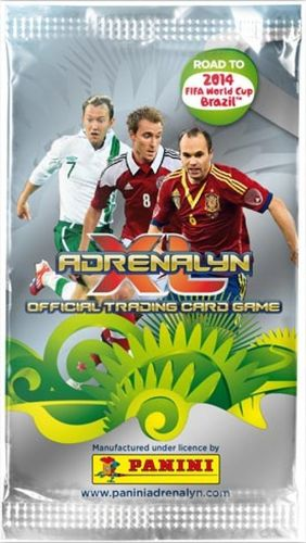 Panini Road to 2014 WM Brazil Adrenalyn XL Booster