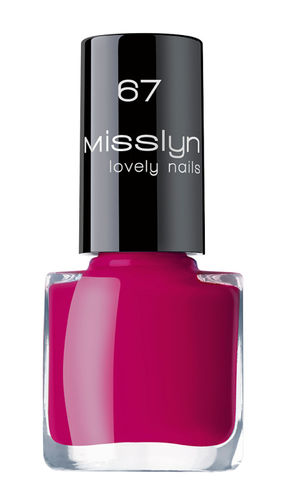Misslyn Nagellack 67 Miracle Berry Mini