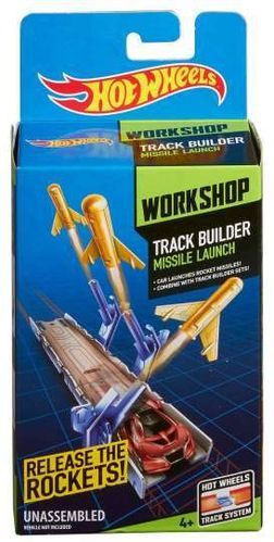 Mattel Hot Wheels Track Builder CFC56 Missile Launcher