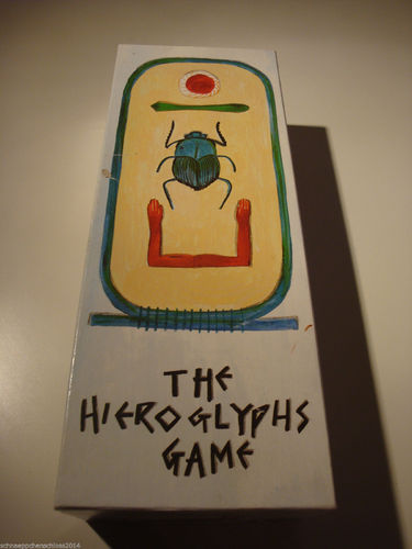 The Hieroglyphs Game