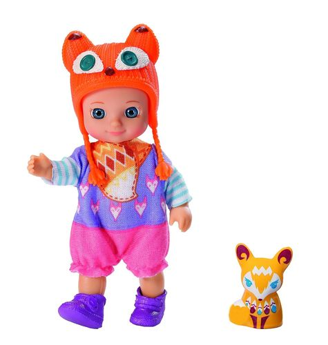 Zapf Creation 920336 - Chou Chou Foxes Minidoll Lucky
