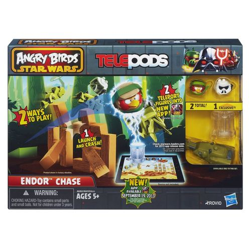 Angry Birds Star Wars Telepods Endor
