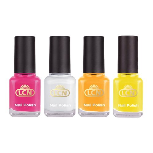 LCN Welcome To Fabulous Las Vegas Nagellackset 4x 8ml