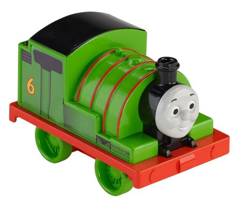 Fisher-Price Thomas & seine Freunde Push Along Percy CGT39