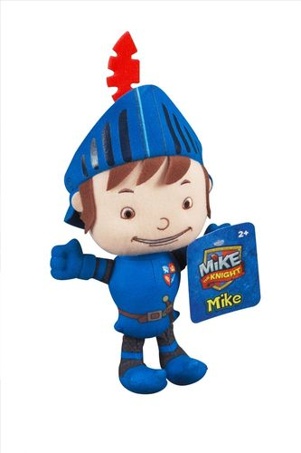 Fisher-Price Y8375 Plüschfigur Mike der Ritter