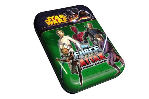 Star Wars Force Attax Collection 5 Mini Tin