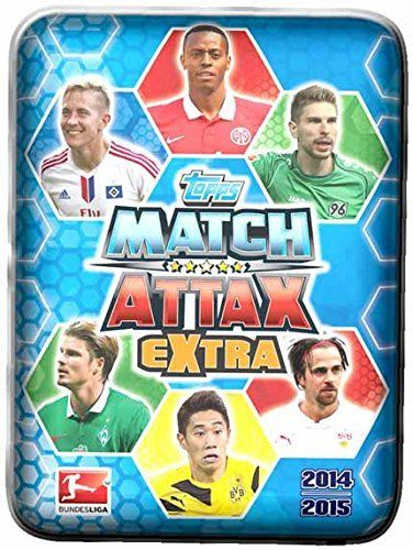 Match Attax Extra Saison 2014/2015 Mini Tin