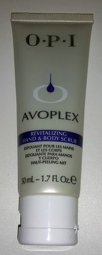 O.P.I OPI Avoplex Revitalizing Hand & Body Scrub 50ml