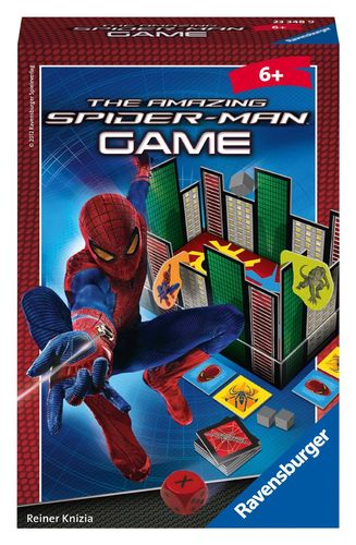Ravensburger The Amazing Spider-Man Game