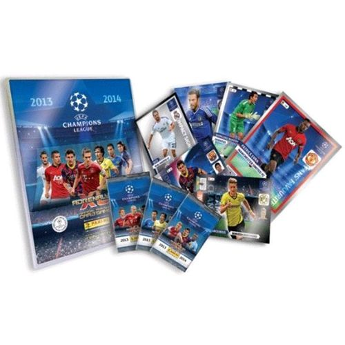Champions League 2013-14 Adrenalyn XL Mega Starterpack