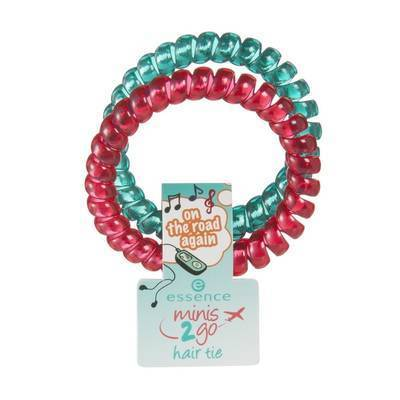 Essence Minis 2 Go Hair Tie 01 Keep Rolling