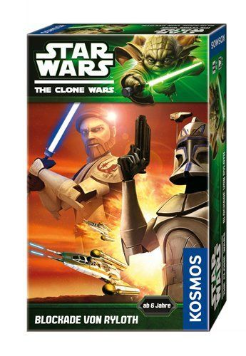 Kosmos Star Wars The Clone Wars Blockade von Ryloth