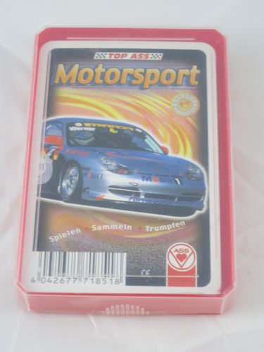 ASS Motorsport Quartett Edition 2003 - 2004
