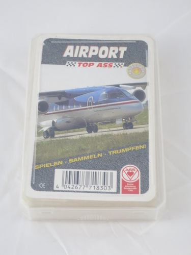 ASS Airport Quartett Edition 2002 - 2003