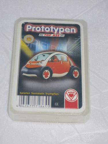 ASS Prototypen Quartett Edition 2003 - 2004