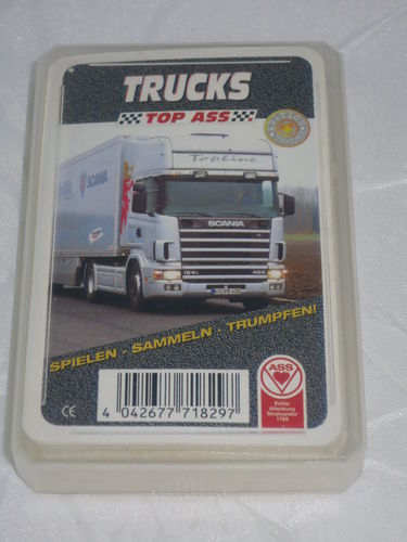 ASS Trucks Quartett Edition 2002 - 2003
