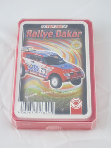 ASS Rallye Dakar Quartett Edition 2003 - 2004