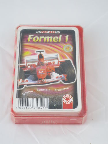 ASS Formel 1 Quartett Edition 2003 - 2004