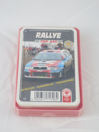 ASS Rallye Quartett Edition 2001 - 2002