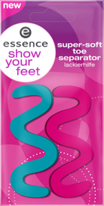 Essence Show Your Feet Super-Soft Toe Seperator