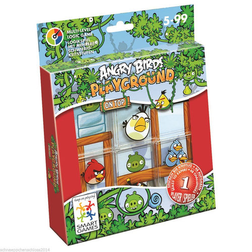 Smart Games Angry Birds Playground On Top
