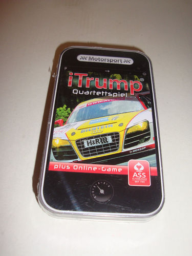 ASS iTrump Quartett Motorsport