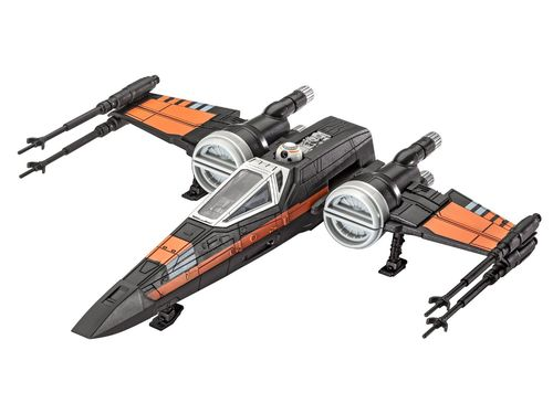 Revell 06750 Star Wars Poe's X-Wing Fighter
