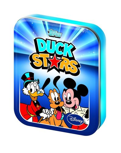 Topps TO00487 Mini Tindose Disney Duck Stars