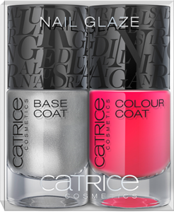 Catrice Colour Coat Alluring Reds C01 Object Of Desire Set 20ml