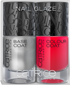 Catrice Colour Coat Alluring Reds C02 Art Of Seduction Set 20ml
