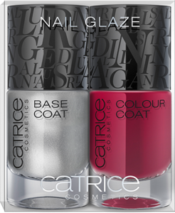 Catrice Colour Coat Alluring Reds C03 Pleasure Of Temptation Set 20ml