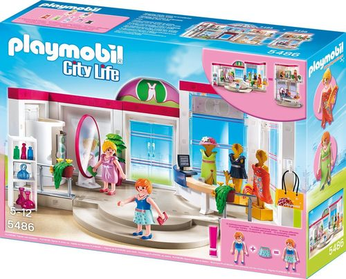 Playmobil City Life 5486 Modeboutique B-Ware
