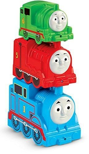 Fisher-Price My First Thomas & seine Freunde CDN14 Stapelspaß Dampflokomotive